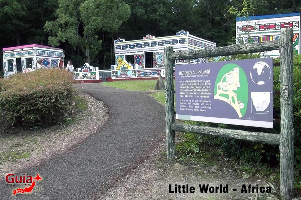 Little World – O Pequeno Mundo & Museu do Homem - Parque Temático em Inuyama-shi 18