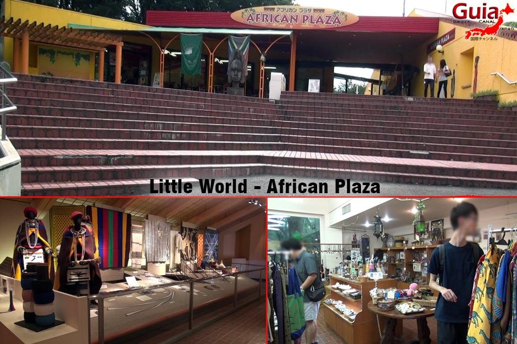 Little World – O Pequeno Mundo & Museu do Homem - Parque Temático em Inuyama-shi 21