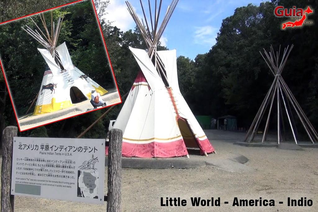 Little World – O Pequeno Mundo & Museu do Homem - Parque Temático em Inuyama-shi 24