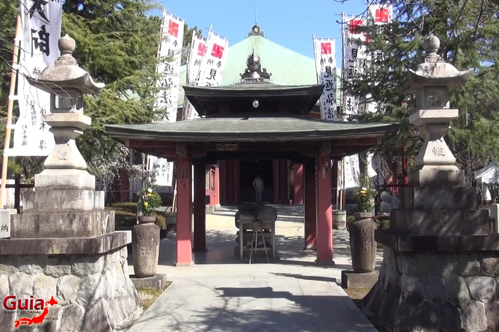 Templo Koubousan Henjouin - Chiryu 14