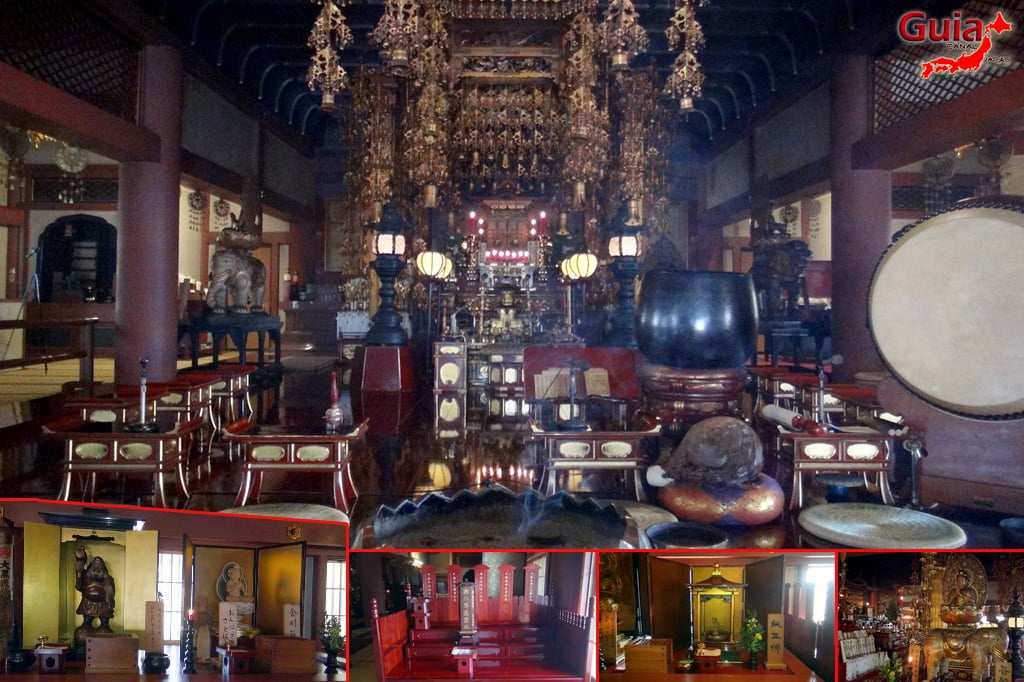 Templo Koubousan Henjouin - Chiryu 9