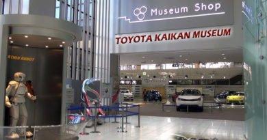 Toyota Kaikan Museum 10