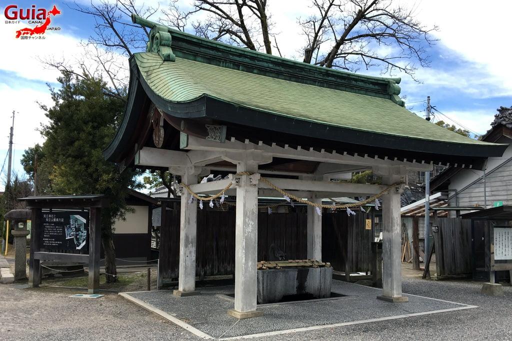 Chiryu Jinja - Chiryu Shrine 9