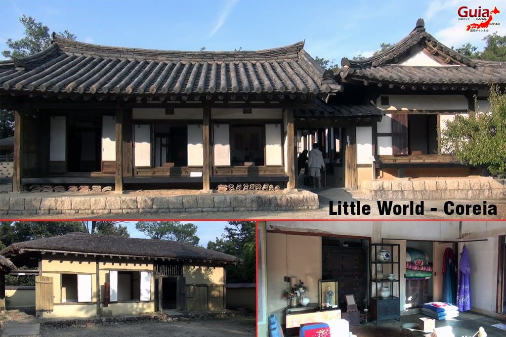 Little World - Ang Little World & Museum of Man - Inuyama-shi Theme Park 26