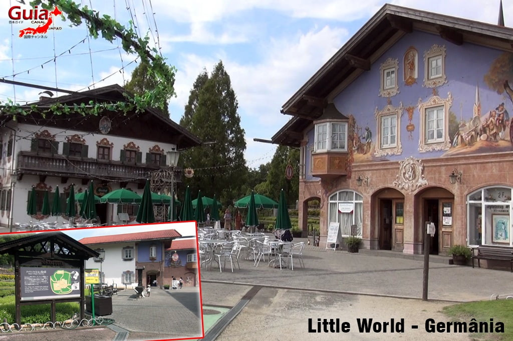 Little World - Ang Little World & Museum of Man - Inuyama-shi Theme Park 30