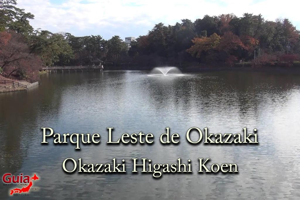 Parque Leste de Okazaki – Higashi Koen & Zoológico 24
