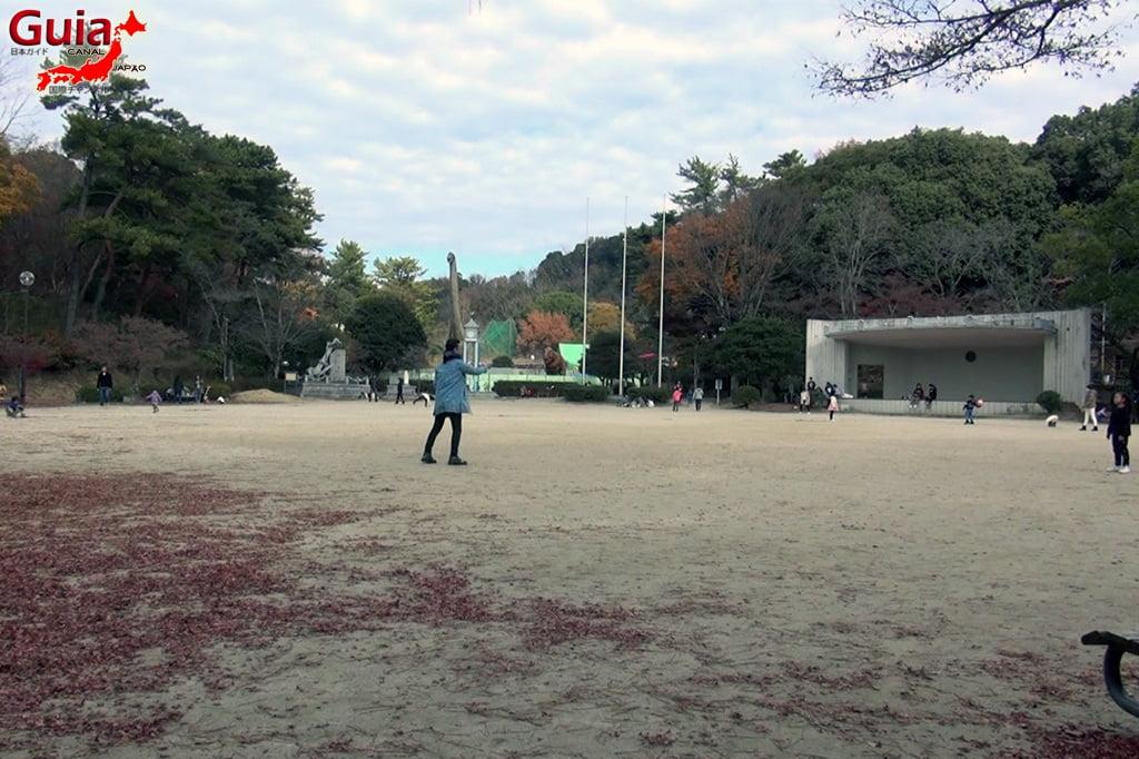 Parque Leste de Okazaki – Higashi Koen & Zoológico 37