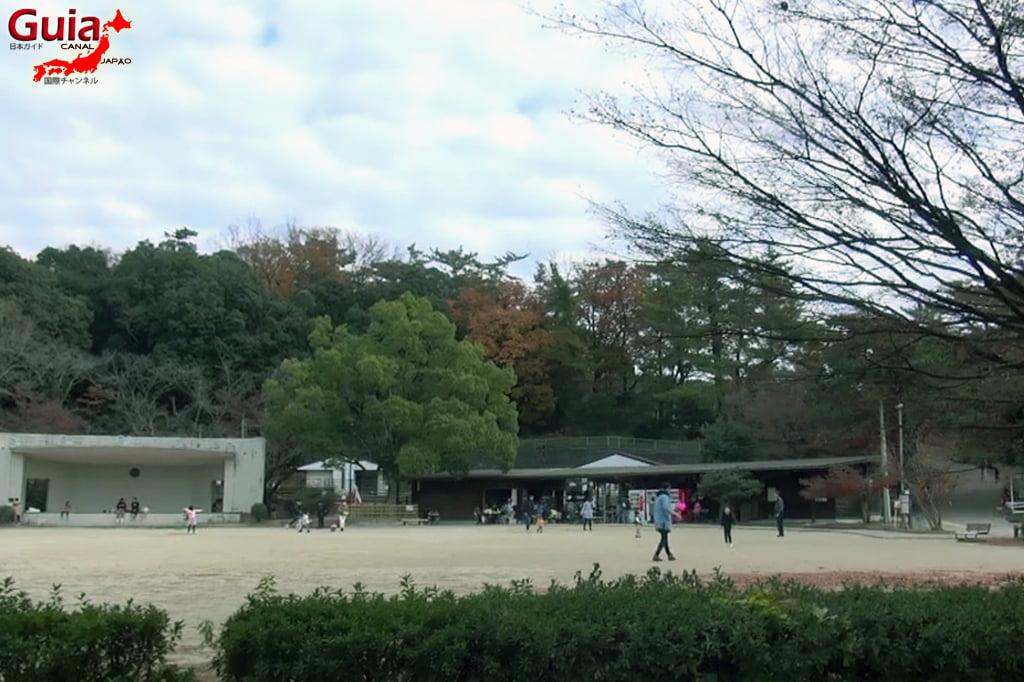 Parque Leste de Okazaki – Higashi Koen & Zoológico 38