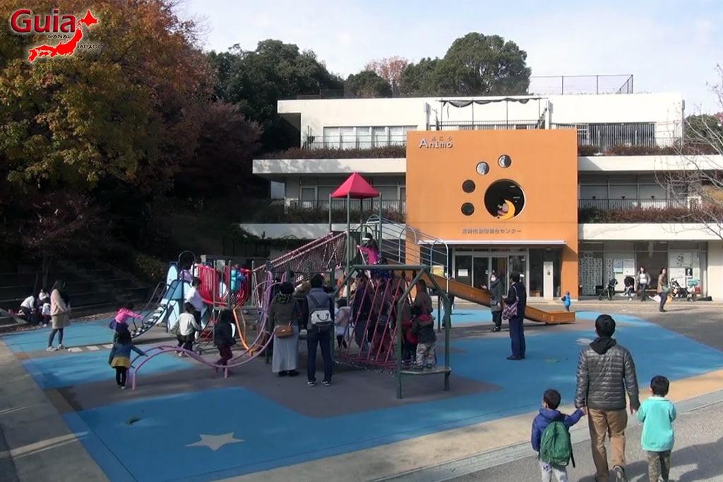 Parque Leste de Okazaki – Higashi Koen & Zoológico 39