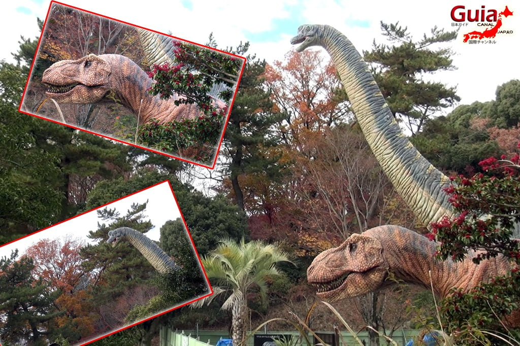 Parque Leste de Okazaki – Higashi Koen & Zoológico 15