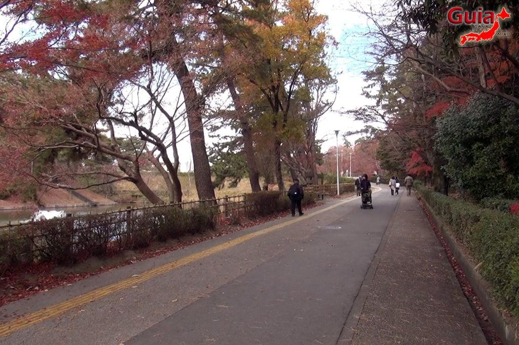 Okazaki East Park - Higashi Koen y 26 Zoo