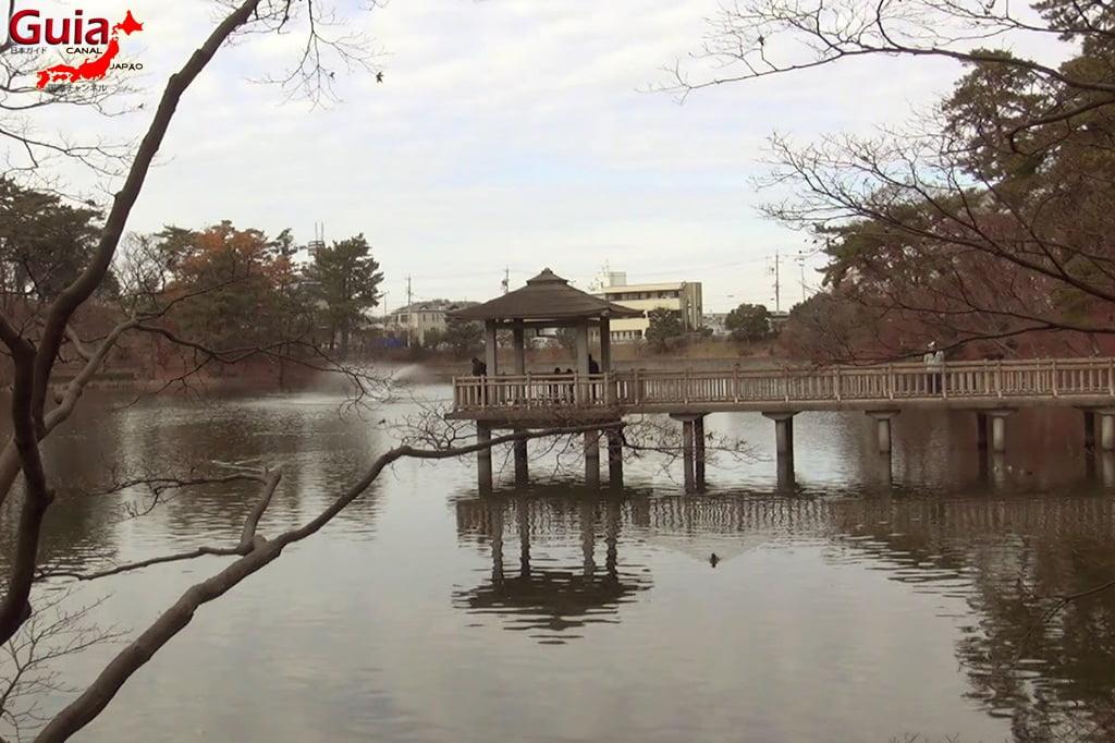 Parque Leste de Okazaki – Higashi Koen & Zoológico 32