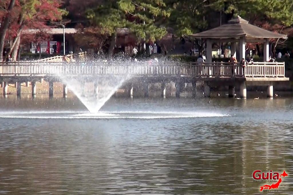 Parque Leste de Okazaki – Higashi Koen & Zoológico 34