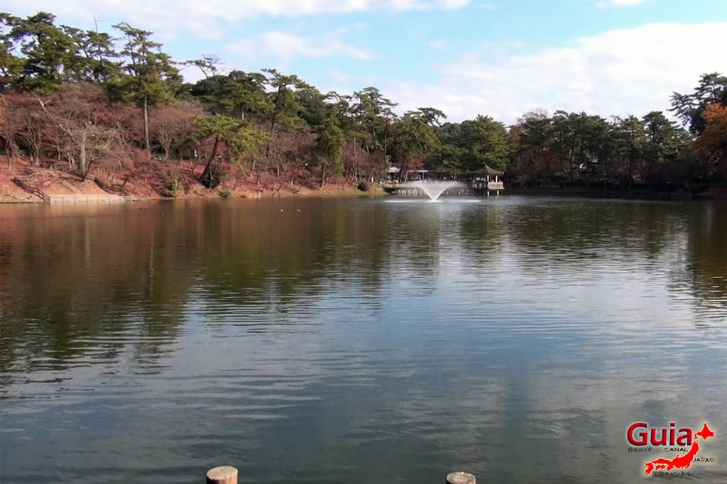 Parque Leste de Okazaki – Higashi Koen & Zoológico 35