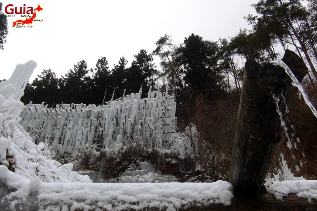 Тоёота мөсөн гулгуур - Inabu Hyobaku 9