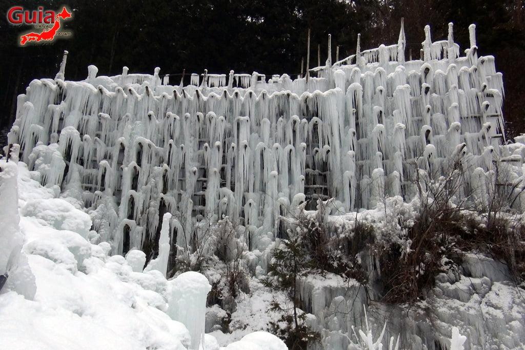 Тоёота мөсөн гулгуур - Inabu Hyobaku 3