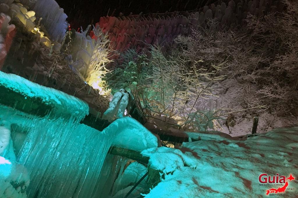 Тоёота мөсөн гулгуур - Inabu Hyobaku 22