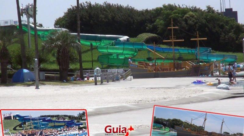 Parque Aquático Sun Beach Nikkogawa - Nagoya 5