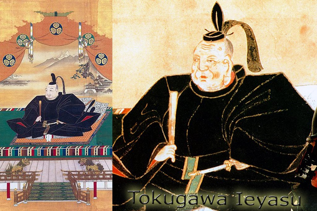 Tokugawa Ieyasu Warlord 9