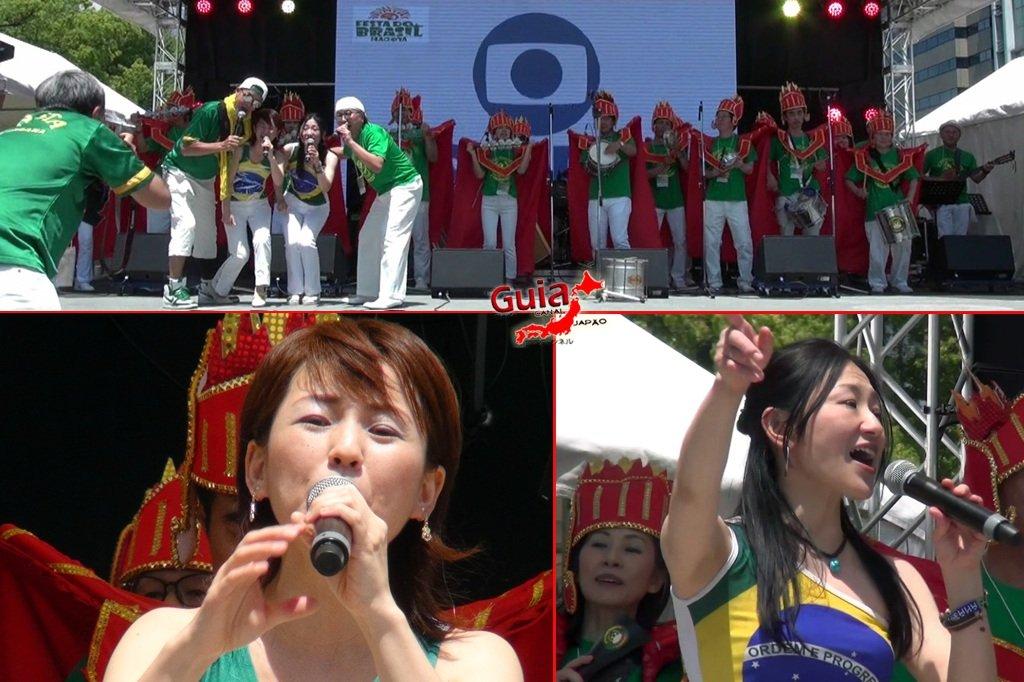5 BRAZIL NAGOYA PARTY 2018 - 名古屋 ブ ラ ジ フ ェ ス N 6