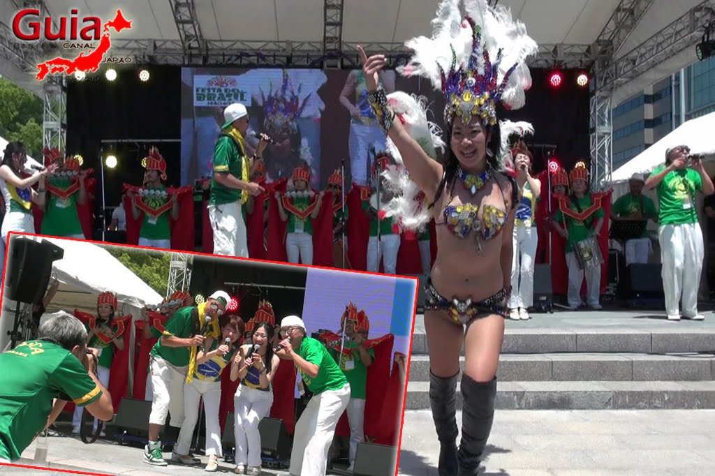 5 BRAZIL NAGOYA PARTY 2018 - 名古屋 ブ ラ ジ フ ェ ス N 7