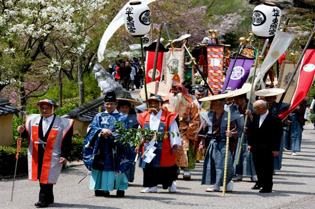 Toyota Matsudaira Haru Matsuri - Matsudaira Spring Festival 6