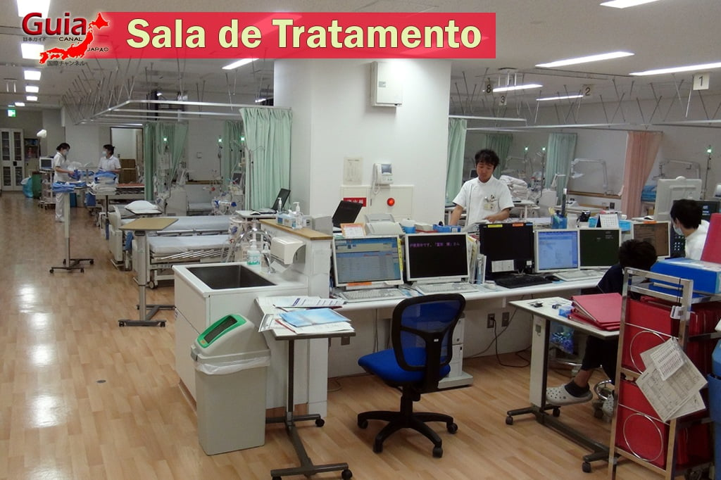 Bệnh viện Okazaki Shimin 8