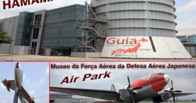 Parque aéreo - Base aérea Hamamatsu 167