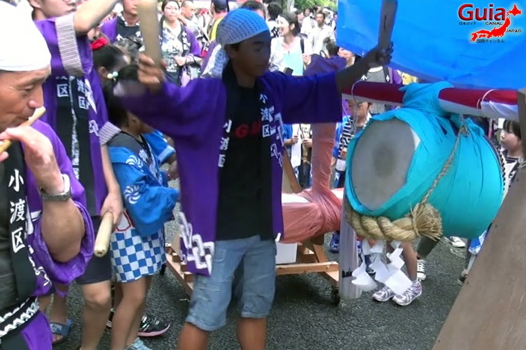 Toyota Festival Asahi - Festival Komatoe Tenno e Queima de Fogos 2