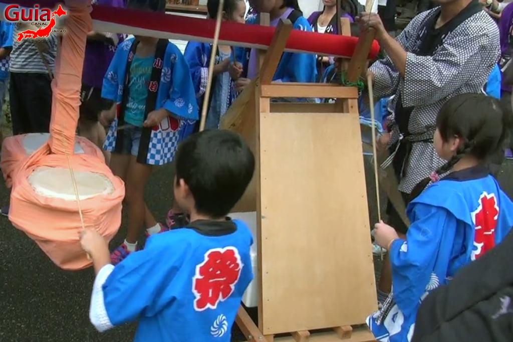 Toyota Festival Asahi - Festival Komatoe Tenno e Queima de Fogos 5