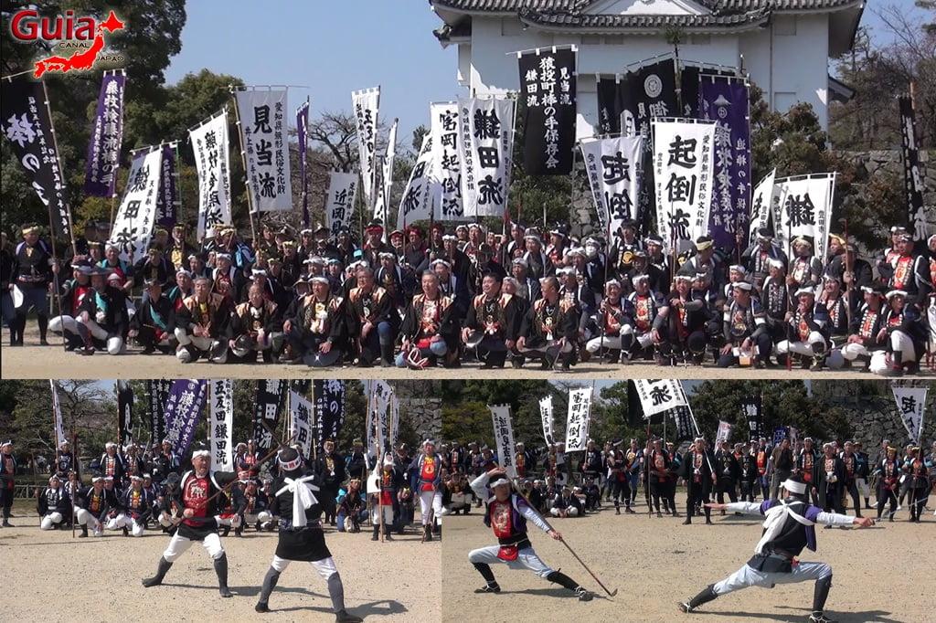 Sakura Matsuri Nagoya jou - Нагоя цайз интоорын цэцэглэлт хаврын баяр 5