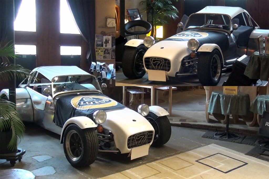 Cafeteria Car-Den 12