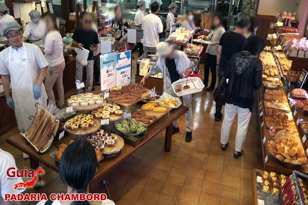 Bakery Chambord oleh Irino Hamamatsu 3