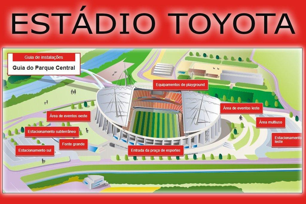 Тойота 8 Стадион