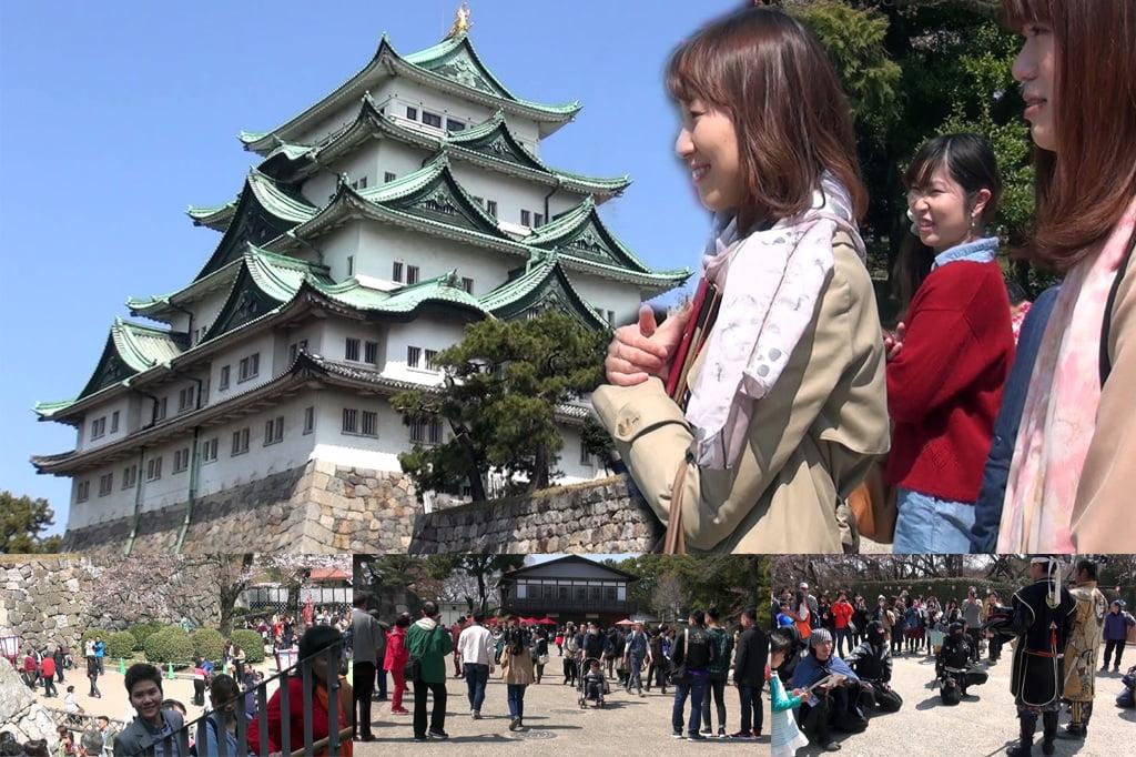 Sakura Matsuri Nagoya jou - Нагоя цайз интоорын цэцэглэлт хаврын баяр 2