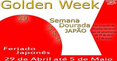 Golden Week - Semana Dourada 3