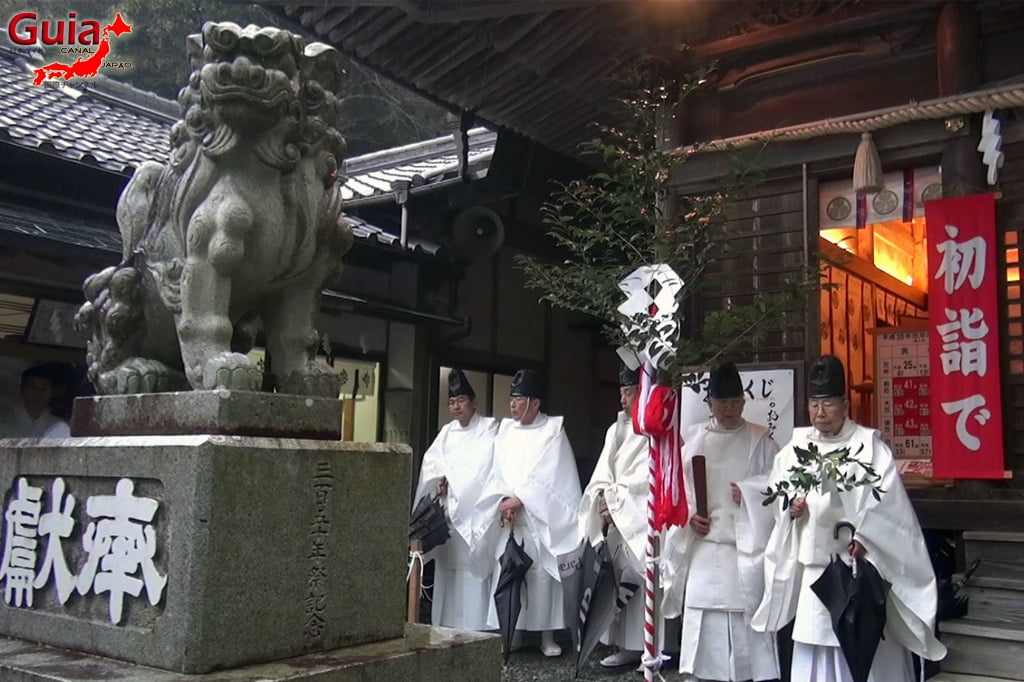 Hadaka Matsuri – Festival dos Homens Nus - Toyota 1