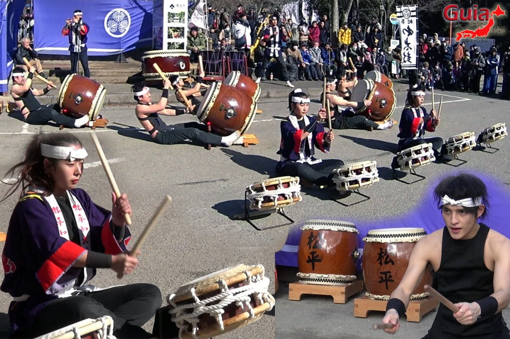 Hadaka Matsuri – Festival dos Homens Nus - Toyota 34