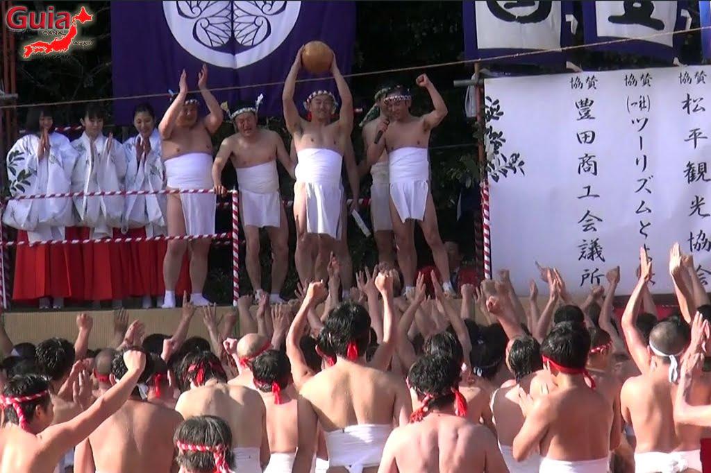 Hadaka Matsuri – Festival dos Homens Nus - Toyota 49