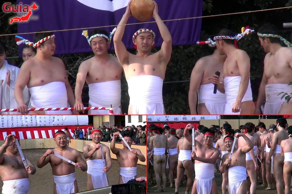 Хадака Мацури - Нүцгэн эрчүүдийн наадам - Toyota 50