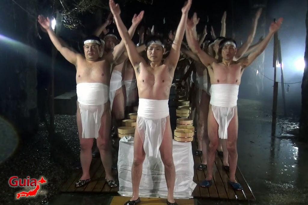 Hadaka Matsuri – Festival dos Homens Nus - Toyota 8