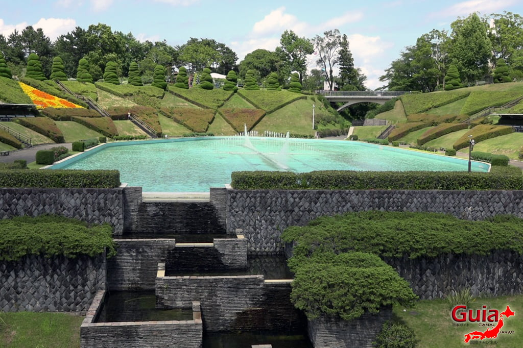 Parque de flores Hamamatsu - Parque de flores 3
