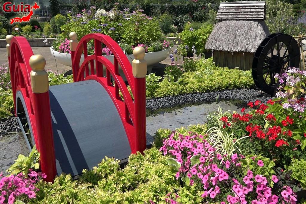 Parque de flores Hamamatsu - Parque de flores 12