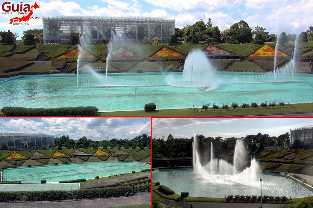 Parque de flores Hamamatsu - Parque de flores 4
