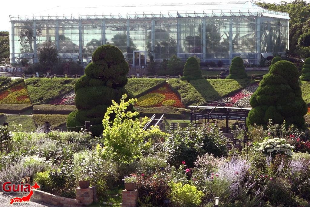 Parque de flores Hamamatsu - Parque de flores 5