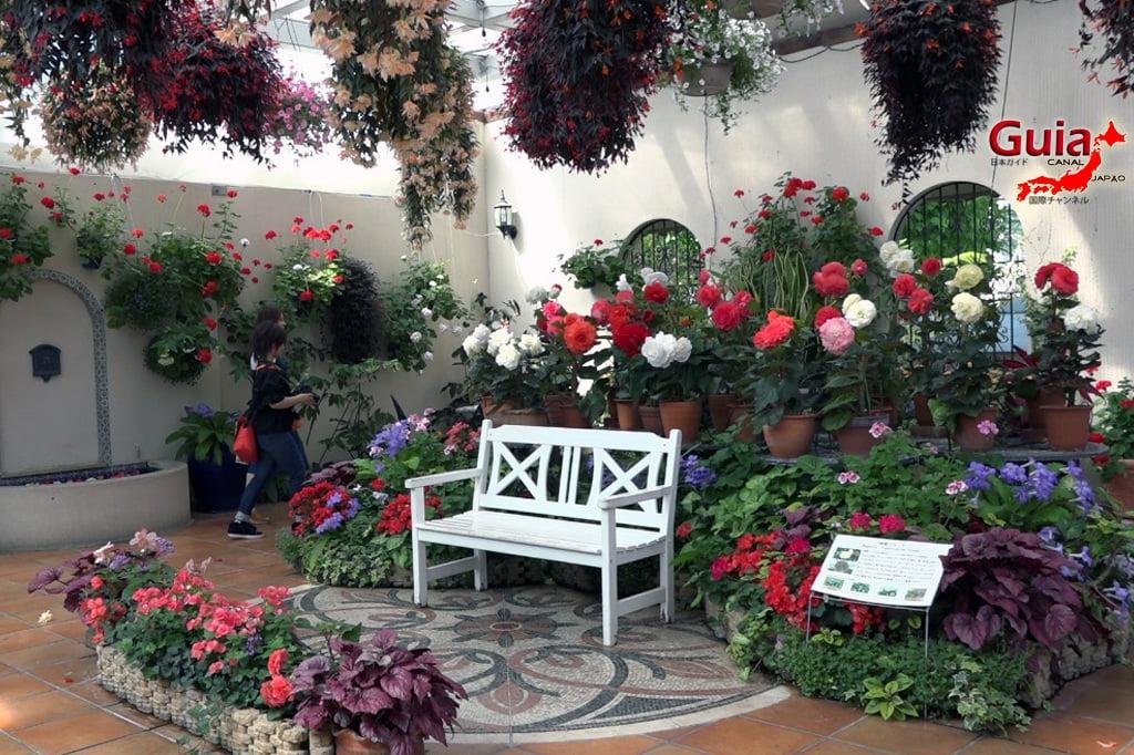 Parque de flores Hamamatsu - Parque de flores 7