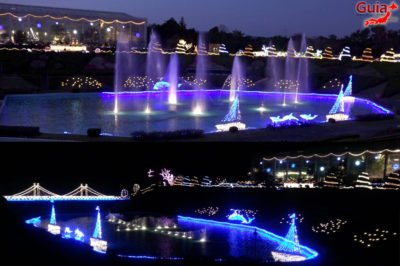 Hamamatsu Flower Park Iluminação 1
