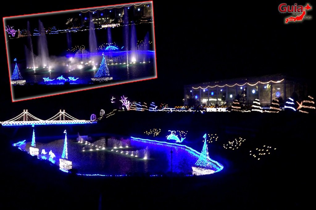 Цветочный парк Хамамацу 9 Lighting