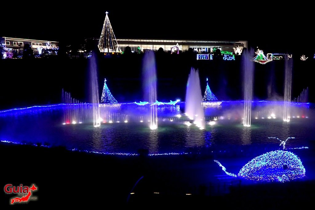Цветочный парк Хамамацу 11 Lighting