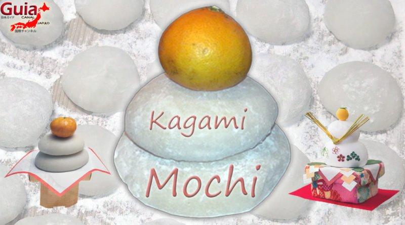 Kagami Mochi - Bola de arroz 32
